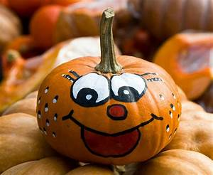 Decorating, Pumpkins, Without, Carving, Them