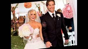 Carrie Underwood's Wedding Day - YouTube