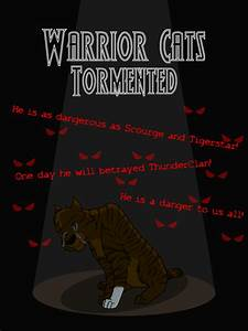 Warrior Cats: Tormented - Cover by Winterstream on DeviantArt