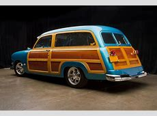 Custom Ford Hot Rod Woody Wagon Up for Grabs autoevolution