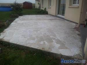 reparer fissure dalle bton terrasse best dalle beton pour With comment poser des dalles autour d une piscine 0 que mettre autour d une piscine stunning que mettre