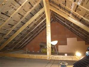 isolation toiture garage blog de jnama With faire une toiture de garage