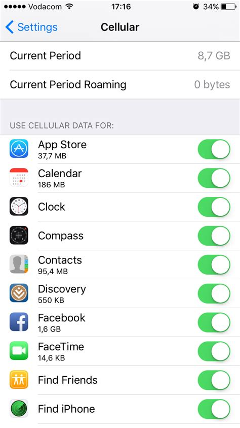 how do i check my data usage on my iphone how to check which applications on your smartphone use the
