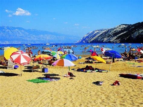 kroatien urlaubsorte sandstrand kroatien sandstrand gallery