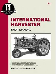 International Harvester  Farmall  Model F12