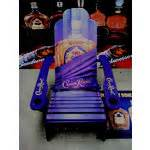 set of purple crown royal pillows from crown royal bags with satin images frompo