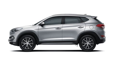 Hyundai Tucson Backgrounds by 2019 Hyundai Tucson Wide Side View Side View On White