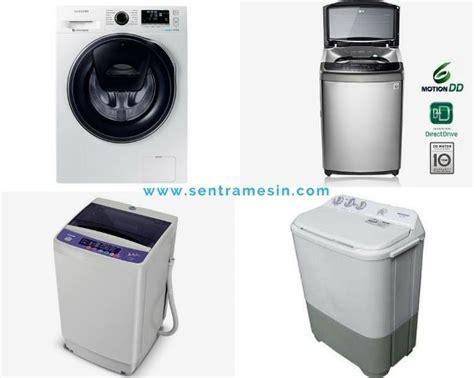 Harga Lipstik Berbagai Merk daftar harga mesin cuci berbagai merk lengkap sentramesin