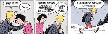 CSotD: Winter Fantasies The Daily Cartoonist