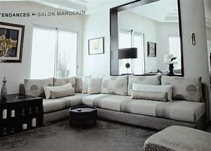 Salon Oriental Moderne : cherry pie the salon marocain ~ Preciouscoupons.com Idées de Décoration