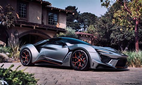 Sport Vs Supersport by 2017 W Motors Fenyr Supersport 4