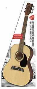 First Act Mg394 Acoustic Guitar  Amazon Ca  Musical