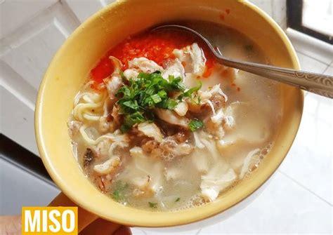 Resep miso medan super lezat misop medan ide buka restoran khas medan. Resep Miso Ayam oleh Nurul Anggraini - Cookpad