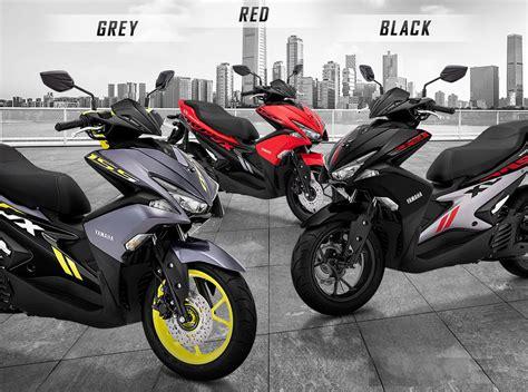 Yamaha Aerox 155vva Backgrounds by 5 Pilihan Warna Yamaha Aerox 155 Terbaru Harga Naik 200 Ribu