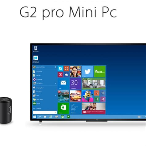 External Hard Drive Rugged by Intel Windows 10 Mini Pc Quad Core Cpu Bluetooth 4 0 Wi