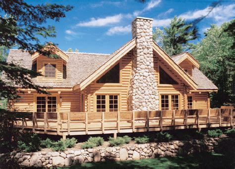 Logan Ridge Vacation Home Plan 073d0007  House Plans And