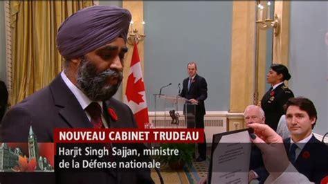 bureau gouvernement du canada le nouveau gouvernement du canada entre en fonction