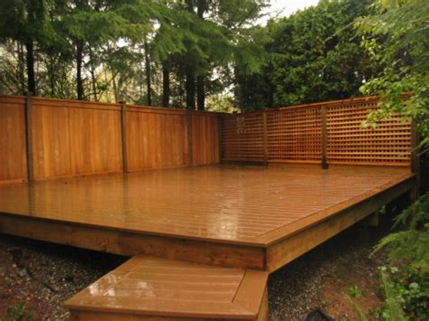 composite deck composite deck prices per square foot