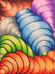 Colored Pencil Art Tutorial