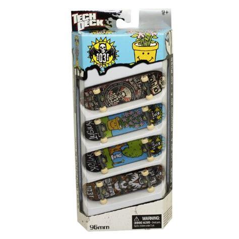 tech deck fingerboard 4 pack machine finger boards tech deck 96mm fingerboards 4 pack styles