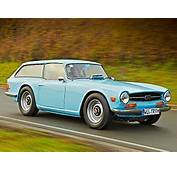 TR 6 Triumph  Shooting Brake Cars British
