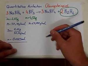 Chemie N Berechnen : quantitative ausbeute bungsvideo ausbeute bei 80 youtube ~ Themetempest.com Abrechnung
