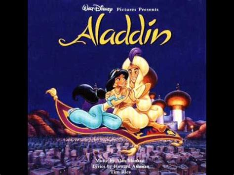 Aladdin OST 21 A Whole New World (Aladdin's Theme
