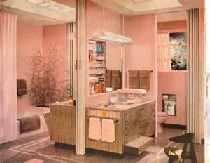 modern 50s bathroom design pink bathrooms midcentury modern vintage bathroom 1950s bathroom