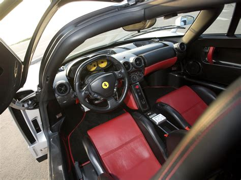 2002-04 Ferrari Enzo Us-spec Supercar Interior G Wallpaper