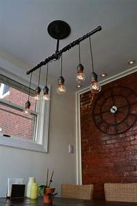 Pendant light industrial chandelier lighting modern