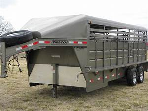Delco Trailers For Sale In Oklahoma By 4 State Trailers