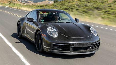 2020 Porsche 911 Carrera S Ride Along A Sneak Peek At An