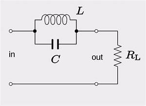 rlc circuit howling pixel With analog components resonant circuits rlc series circuit of second order