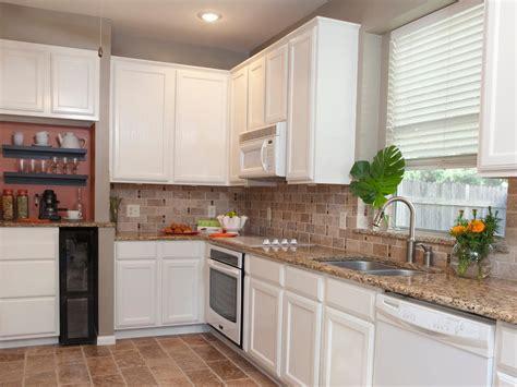 white brick backsplash kitchen photos hgtv 1256