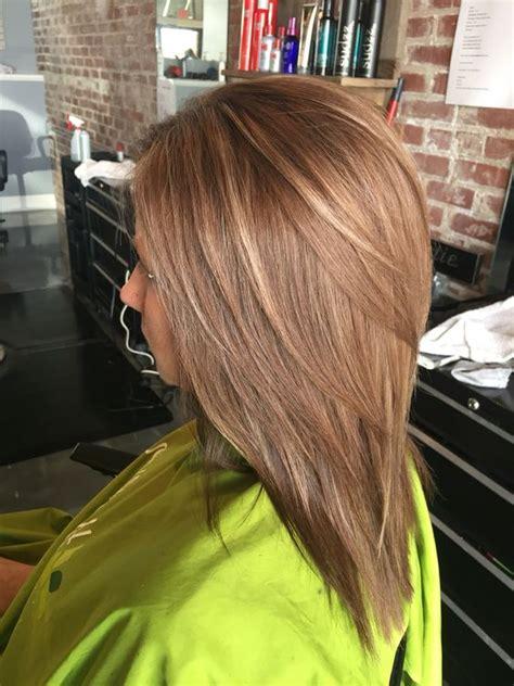 soft  girlish caramel hair ideas styleoholic