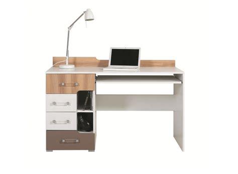 bureau pour enfants bureau ado en bois pas cher bureau avec support clavier