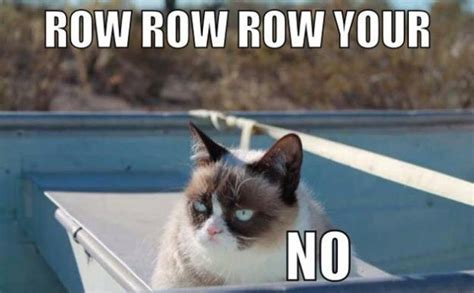 10 Of The Funniest Grumpy Cat Memes