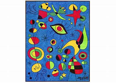 Miro Mural Joan Paintings Projects Artist Coloring