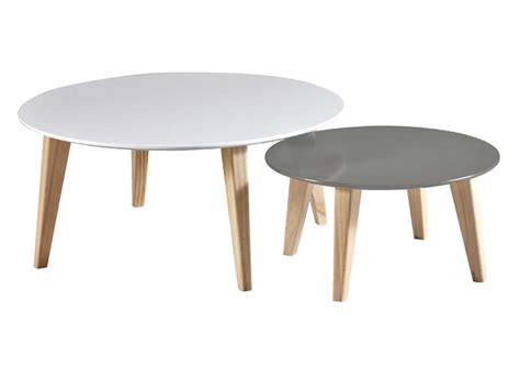 table basse gigogne table basse gigogne rondo