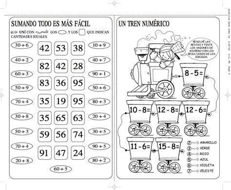 Pin De Ejercicios Matematicas Para Ninos Primaria Restas