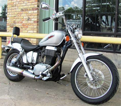 Suzuki Motorcycles Houston by 2002 Suzuki Ls650 Savage Used Cruiser Bike