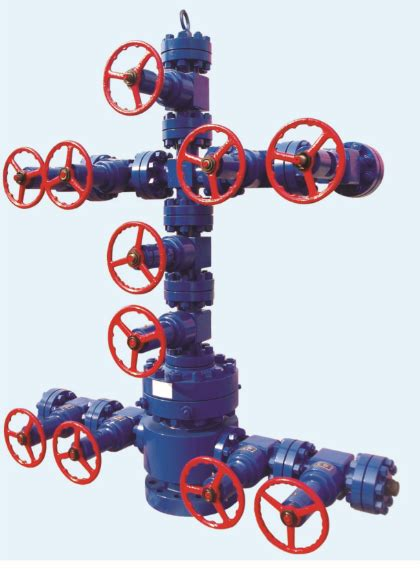 wellhead and christmas tree tz china manufacturer