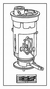 1997 Dodge Dakota Filter Kit  Fuel  Inlet   22 Gallon Fuel