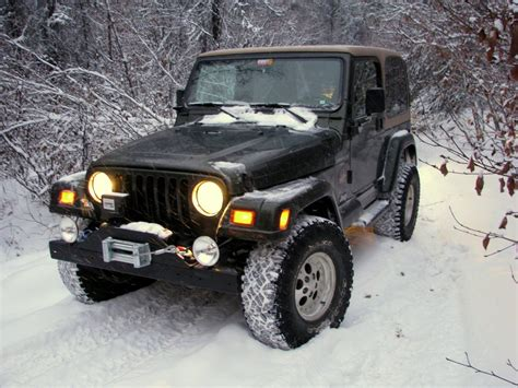 Best Wheels And Tires For Jeep Tj