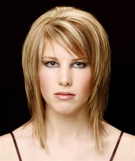 short hairstyles  fine straight hair  oblong face
