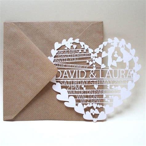 21 of the Most Creative Wedding Invitations Ever via Brit