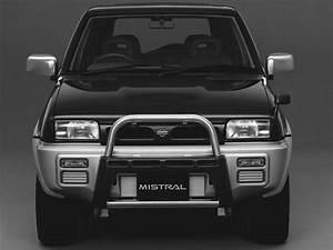 Mistral Auto : nissan mistral technical specifications and fuel economy ~ Gottalentnigeria.com Avis de Voitures