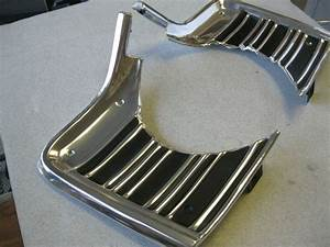 67 1967 Chevelle Elcamino Ss Outer Pair Of Grill