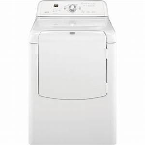 Maytag Electric Dryer 7 3 Cu  Ft  Medb400v