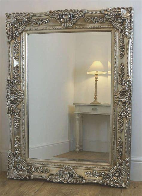 rectangular wall mirrors decorative 15 best collection of decorative rectangular wall mirrors
